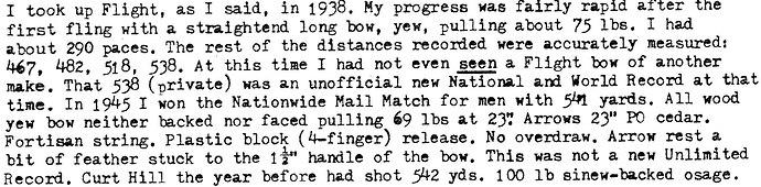 Harry Drake 1945 letter