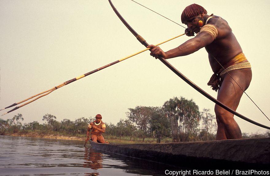 Yaulapiti fishing