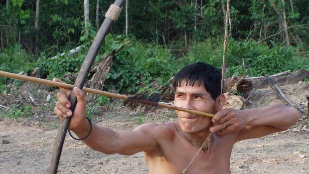 tsimane-hunter